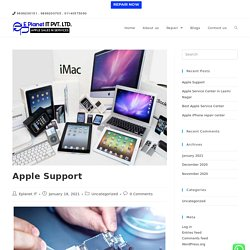BEST APPLE SUPPORT IN DELHI NCR-BEST IPHONE REPAIR