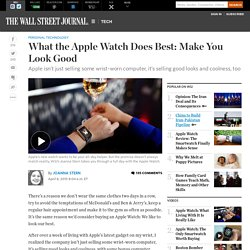 Apple Watch Review: What the Apple Watch Does Best—Make You Look Good