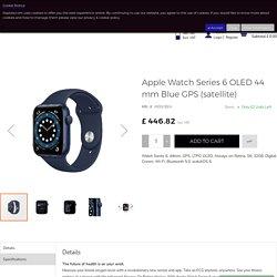 Buy Apple Watch Series 6 From Rapteq