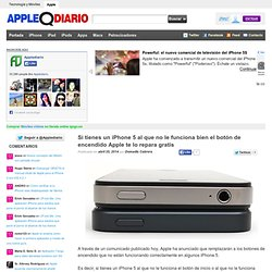 Applediario - Un blog sobre iPhone, Macs y Aplicaciones.
