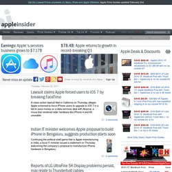 AppleInsider | Apple news and rumors since 1997