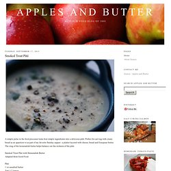 Apples and Butter