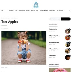 Two Apples- Read Educational Story at Soul Touch.