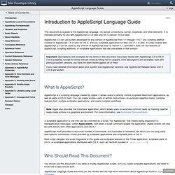 """man"" AppleScript"