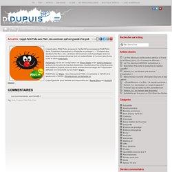 L'appli Petit Poilu avec Piwi+, des aventures qui font grandir d'un poil - Bl...