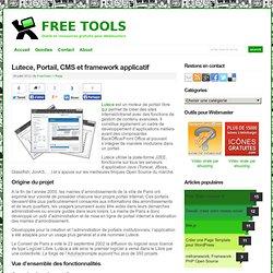 Lutece, Portail, CMS et framework applicatif