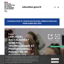 Application du protocole sanitaire dans les lycées et adaptations du bac pour l'année 2020-2021