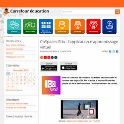 CoSpaces Edu : l'application d'apprentissage virtuel