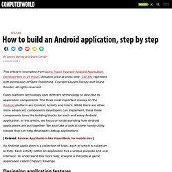 How to build an Android application, step by step
