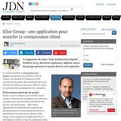 Elior Group : une application pour muscler la connaissance client