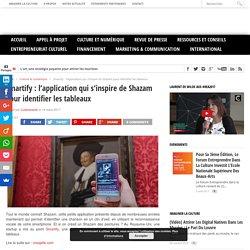 Smartify : l'application qui s'inspire de Shazam pour identifier les tableaux - Cultureveille