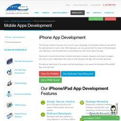 iPhone Application Development - Expert iOS Developers