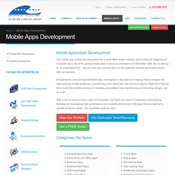 Mobile Application Development - Simple, Secure & Intuitive