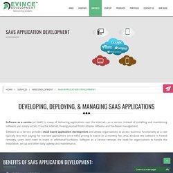 SaaS Application Development, Saas Software Development