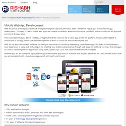 Building Apps using HTML, CSS, and JavaScript