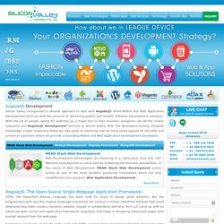 Outsource AngularJS web application Development Company
