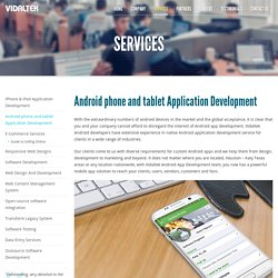 iPhone Android Developers in Katy Texas