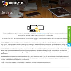 Beacon App Development services -Mobile and Web Solutions