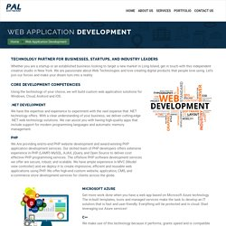Web Application Development Company in Long Island New York