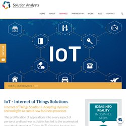 IoT Application Development Company USA, Industrial Internet of Things Solutions, Hire IoT Developer