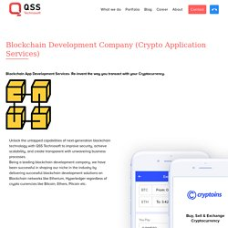 Skilled Blockchain App Developers in the USA