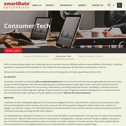 E-commerce Platform, B2B & B2C Application Development
