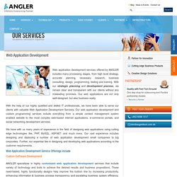 Web Application Development Services in Hong Kong - ANGLER
