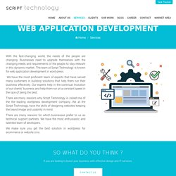 Best Wordpress Development Company in Noida