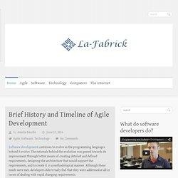 La Fabrick interactive