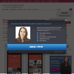 """Flipagram, la nouvelle application populaire pour créer des vidéos """"friendly social media"""""""