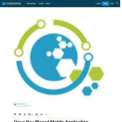Have You Placed Mobile Application Development on Top Of Your need List?: fractiontech