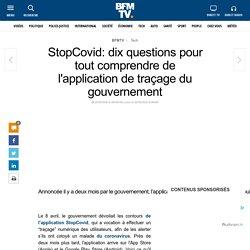 StopCovid: dix questions pour tout comprendre de l'application de traçage du gouvernement