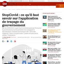 StopCovid : ce qu'il faut savoir sur l'application de traçage du gouvernement