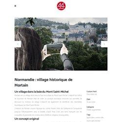Une application originale pour découvrir un village historique de Normandie