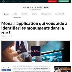 Mona, l'application qui identifie les monuments dans la rue !