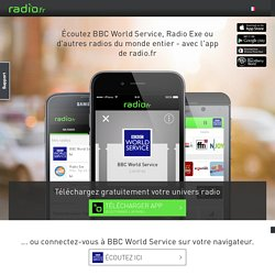 L'application radio.fr, pour iPhone & Android