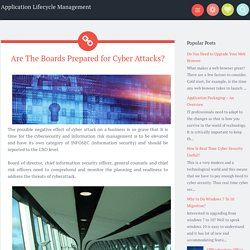 Are The Boards Prepared for Cyber Attacks?