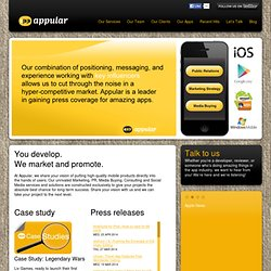 iPhone Application Marketing | iPhone Application Public Relatio
