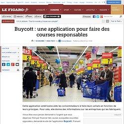 Buycott : une application pour faire des courses responsables