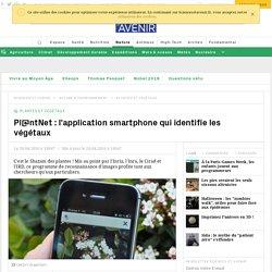 Pl@ntNet : l'application smartphone qui identifie les végétaux