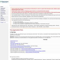 Visa Application Fees - TLScontact TLScontact center - Egypt, France