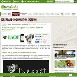Buycott : l'application pour consommer en toute transparence !