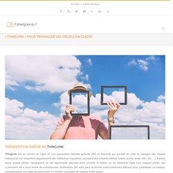 Thinglink : application tablette pour travailler les visuels en classe