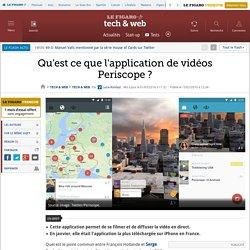 Qu'est ce que l'application de vidéos Periscope ?