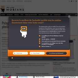 Polagram, la première application pour imprimer ses photos directement depuis son smartphone