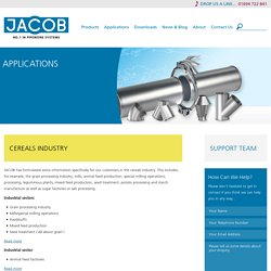 Jacob UK Applications