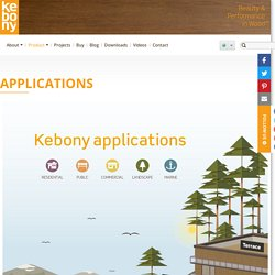 Best Hardwoods for Decking - Kebony Applications