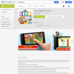 THE GAME OF LIFE – Applications Android sur Google Play