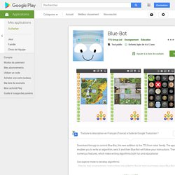 Blue-Bot – Applications Android sur Google Play
