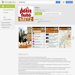 Petit Futé Metz (Android)